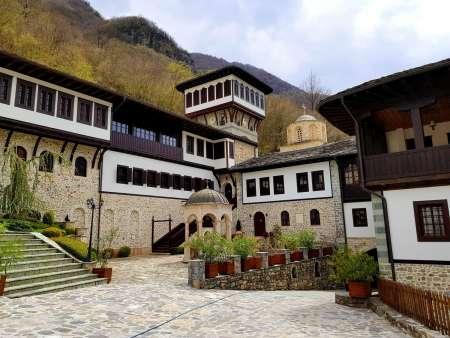 Mavrovo National Park Tour: Visit Saint Bigorski Monastery & Duff Waterfall & Janche
