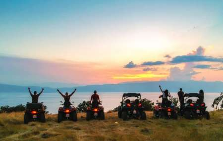 From Ohrid: Quad Excursion Through The Galicica National Park With Barbecue