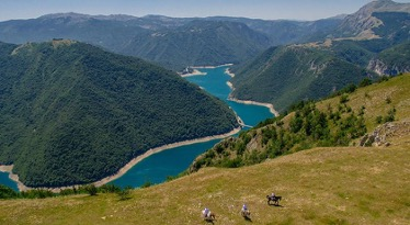 From Plužine: Hiking Excursion In Durmitor National Park