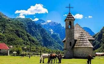 Peaks Of The Balkans: 8-Day Trip