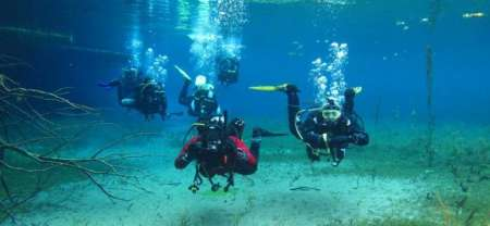 3-Hour Diving Experience In Ohrid Lake