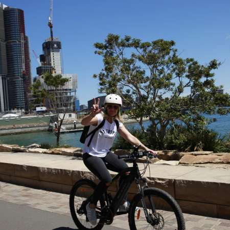 3.5 Hour Amazing Sightseeing Electric Bike Tour Of Sydney