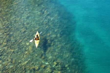 Kayaking Full-Day Tour On Ohrid Lake