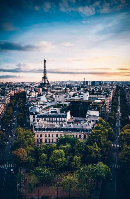 Paris City Pack: Podcast Walking Tours In Paris