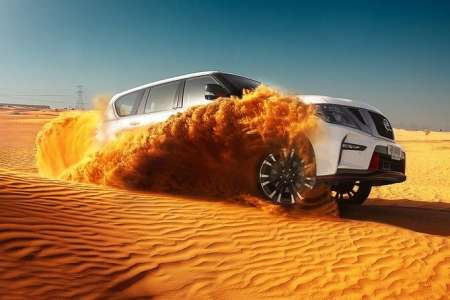 Dubai: Red Dunes Desert Safari With Bbq Dinner