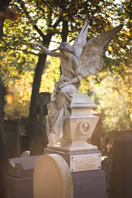 Friedhof Père Lachaise: 1-Stündiger Podcast-Rundgang Durch Paris