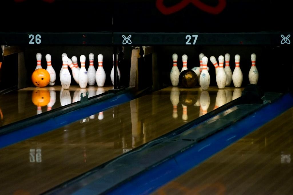 Bowling is the perfect choice for when it's raining in the Algarve
