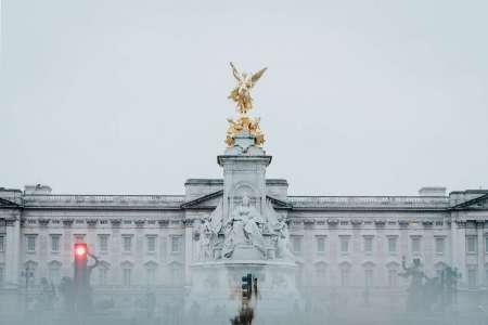 London Audioguided Walking Tour: Siehe Westminster Abbey Und Buckingham Palace