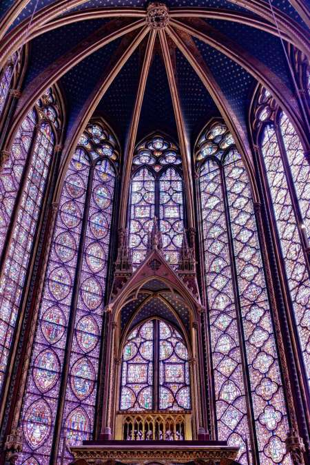 Saint Chapelle: Podcast Walking Tour In The Medieval Church Of Paris