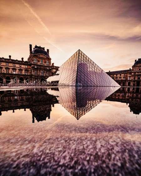 O Louvre E As Tulherias: Excursão A Pé De 45 Minutos Em Podcast Em Paris
