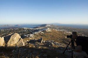 Santorini Sunrise Stories: Photo Workshop