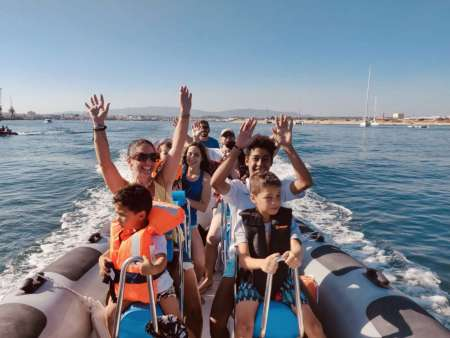 Boat Tour To The Algarve Sea Caves, Including The Famous Benagil Cave, From Portimão