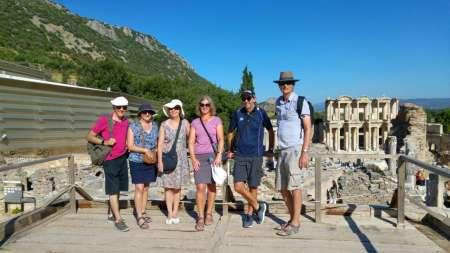 Small Group: Best Of Ephesus Tour From Kusadasi