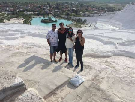 Private Tour To Pamukkale From Kusadasi
