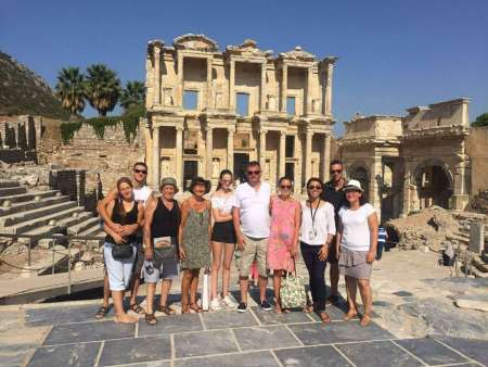 Ephesus Private Guided Tour With Transport Starting From Kusadasi