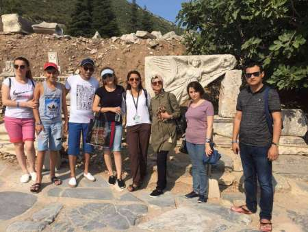 Private Guided Tour With Transport To Ephesus Starting From Izmir