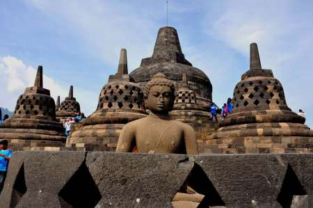 1-Day Yogyakarta Borobudur And Prambanan – Private Tour With Guide