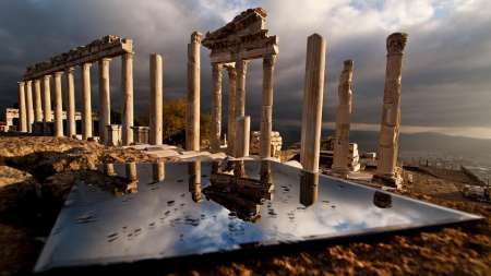 Day Tour To Pergamum & Asklepion From Kusadasi Or Izmir