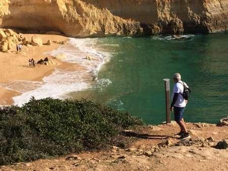 Algarve By Land & By Sea: Benagil Cave Boat Ride & Coastal Hiking Tour