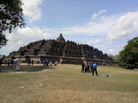 1-Day Yogyakarta City Tour And Borobudur – Private Tour With Guide