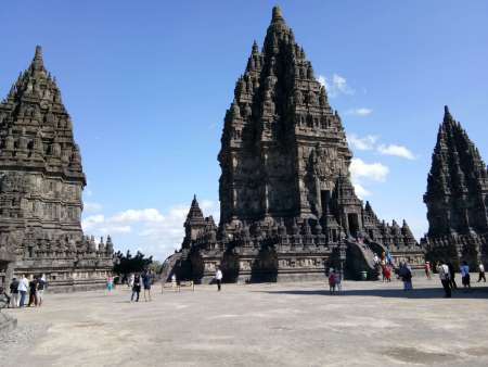 1-Day Yogyakarta City Tour And Prambanan – Private Tour With Guide