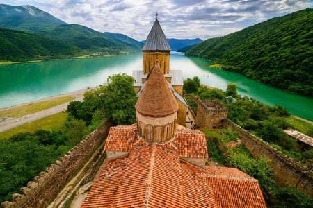 Georgia The Country Of Great Antiquity: 5-Day Tour Package