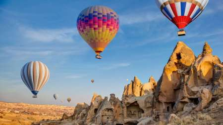 Guided Full-Day Fairy Chimneys Of Cappadocia