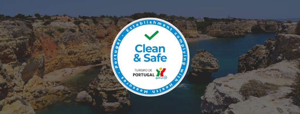 What is the Clean & Safe Stamp? COVID-19 And Tourism In Portugal