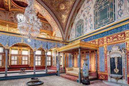 Istanbul: Half-Day Tour To Topkapi Palace & Grand Bazaar In The Afternoon