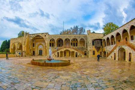 Private Guided Tour To Beiteddine, Deir El Qmar & Chouf Cedars: Day Trip From Beirut