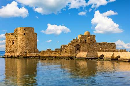 Small Group Tour To Sidon, Tyre & Maghdouche Starting From Beirut