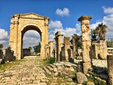 Private Guided Tour To Sidon, Tyre & Maghdouche: Day Tour From Beirut
