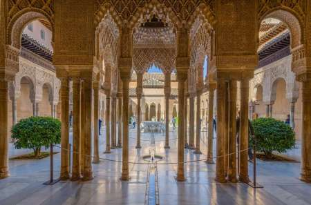 Daytrip To Granada And The Alhambra From Seville