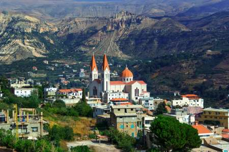 From Beirut: Small Group Tour To Qadisha Valley, Bcharre & Cedars Of God
