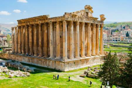 Private Guided Tour To Baalbek, Anjar & Ksara Winery: Day Trip From Beirut