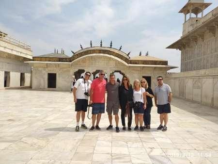 Visite Du Taj Mahal Sunrise Et Du Fort D'Agra Au Départ De Delhi: Tout Compris