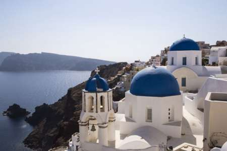Discover The Lost Atlantis: Santorini Private Full-Day Tour