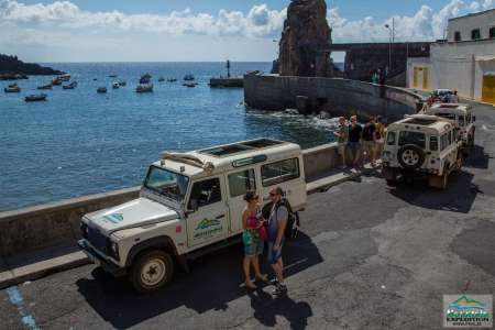 Madeira Island Private Jeep Safari And Dolphin Watching Catamaran Trip