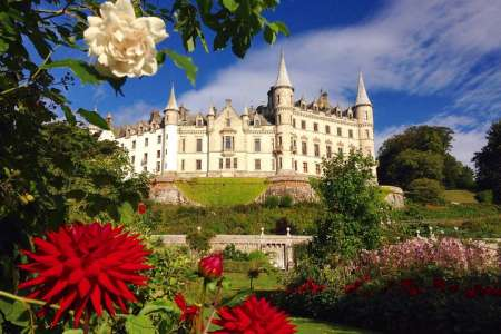 Tour To The Sutherland Regions And Dunrobin Castle Starting From Inverness