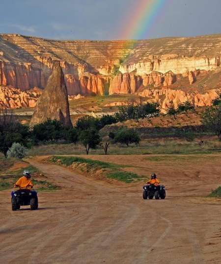 Cappadocia Highlights Tour By Quad Bike