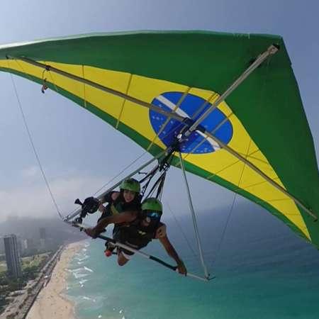 Hang Gliding Experience In Rio De Janeiro, Brazil