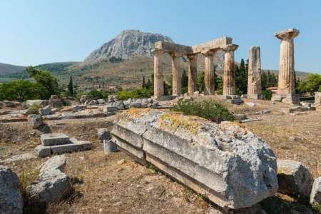 Ancient Corinth Full-Day Private Tour Starting From Athens
