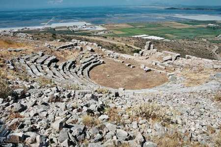 Ancient Plevrona, Oiniades, Messolonghi, Monastery Of Ligovitsi Full Day Tour From Athens