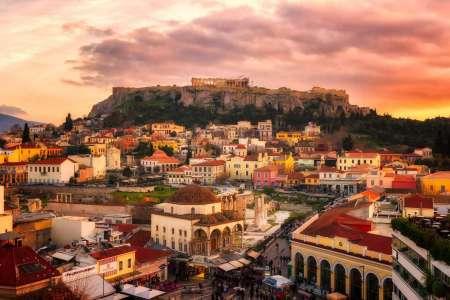 Visite Privée De 5 Heures Du Meilleur D'Athènes Avec Repas Tout Compris