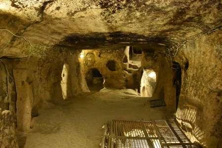 Untergrundstädte Kappadokiens