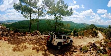 Oporto Mountains Private 4X4 Tour