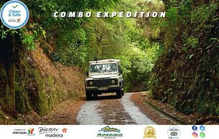 Minicombo De Excursión En Jeep Por La Isla De Madeira Y Paseo En Las Levadas