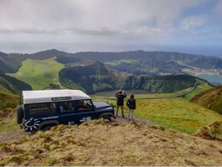 Half Day Jeep Tour To The Sete Cidades Crater