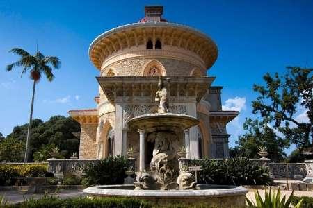 Transporte Al Palacio De Pena Desde Sintra