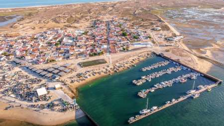 Von Olhão: Halbtägige Bootstour Zu Den Inseln Ria Formosa